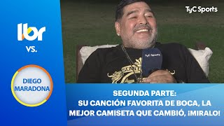 Líbero VS Diego Armando Maradona (PARTE 2)
