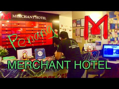 |REVIEW| Merchant Hotel Penang