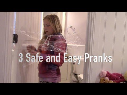3 Safe and Easy Pranks | ZipZo 12 | The Arrow Faction