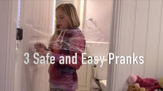 3 Safe and Easy Pranks | ZipZo 12 | The Arrow Faction