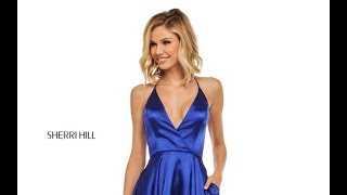 Sherri Hill 52921 Prom Dress