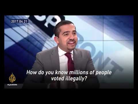 Mehdi Hasan : WRECKING Trump Supporters