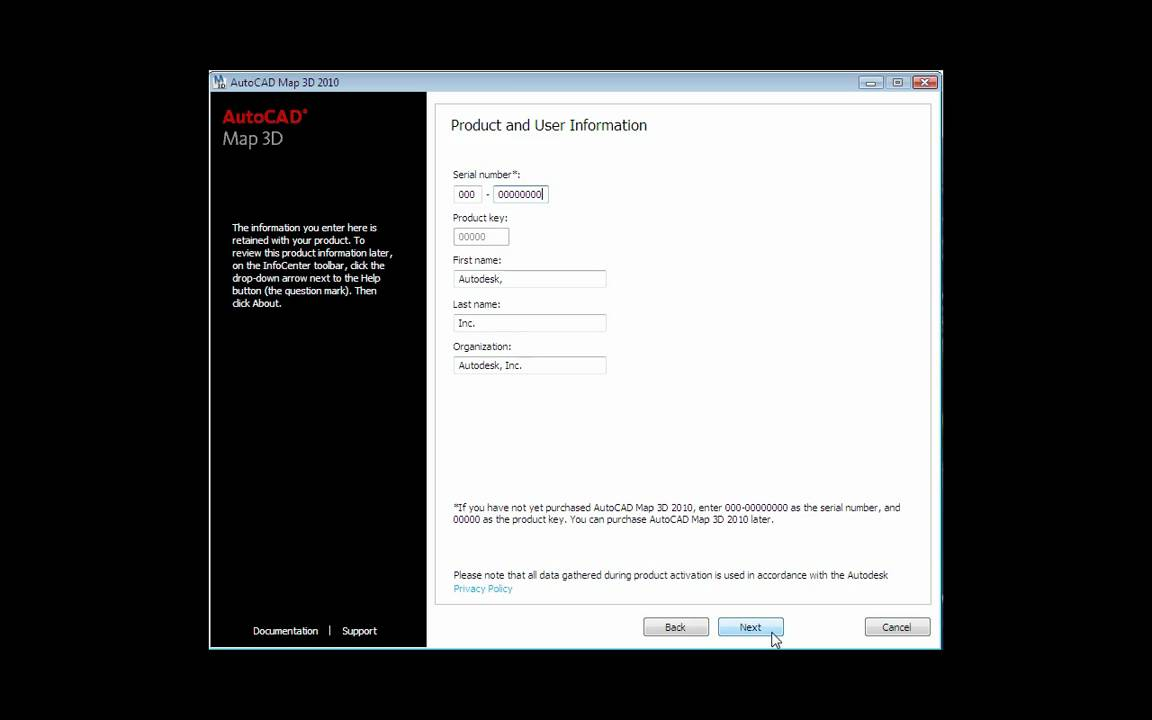stand alone install of autocad map 3d 2010 youtube rh youtube com