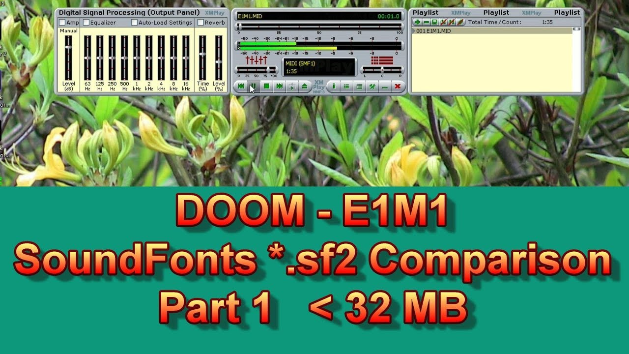 Recommended Soundfonts? - Page 2 - Doom General - Doomworld