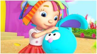 las aventuras del pájaro azul   Todo es Rosie en español   Compilacion   Dibujos animados para niños
