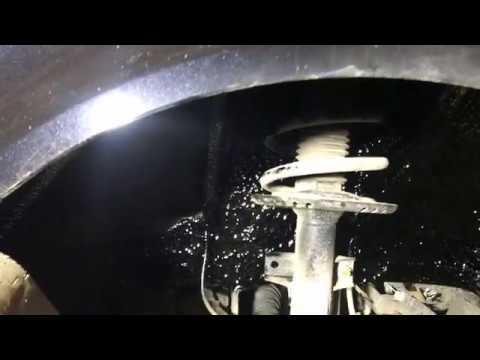 Volkswagen Multivan жидкие подкрылки избавили хозяина авто как от ржавчины, так и от шума в салоне
