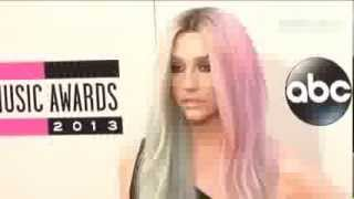 Download Ke$ha on the Red Carpet (American Music Awards 2013) MP3 song and Music Video