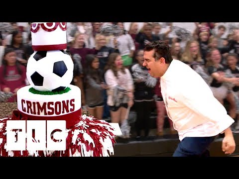 Cake Boss | Buddy Turns Into a Big Kid Again!