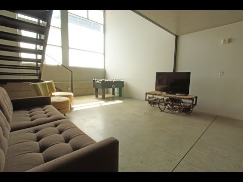 FLOWER STREET LOFTS DOWNTOWN LA - LIVE/WORK DTLA LOFT