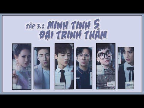【Vietsub】Minh Tinh Đại Trinh Thám Mùa 5 - Tập 3 - Phần 1