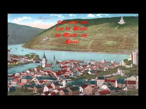 Die Wacht am Rhein (mit text) #2