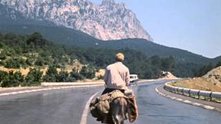 "Кто-то на машине, а кто-то на осле.  ""Кавказская пленница"" 1966 г."
