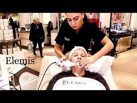 ELEMIS John Lewis London Oxford Street | Personalised Beauty Experience