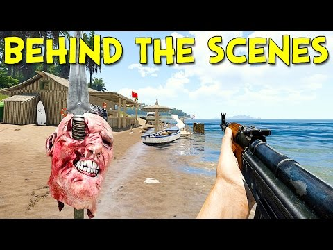 DayZ Behind The Scenes!