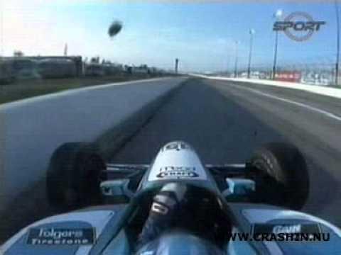 Indycar019d Irl Sarah Fisher Texas 2001