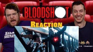 Bloodshot - 2nd Trailer Reaction
