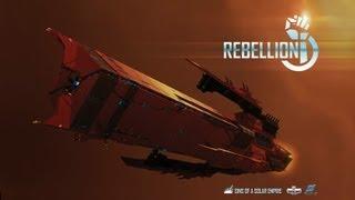 Sins of a Solar Empire Rebellion Gameplay [ PC HD ]