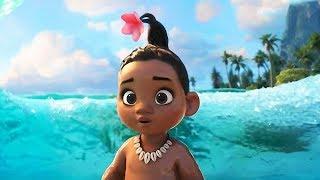 Moana Memorable Moments - New Disney Animation Movie For Children Moana (2016)
