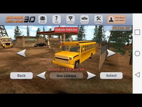 School Driving 3D e5 - Driving coach - Android GamePlay HD
