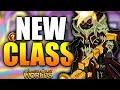 NEW Class! TRADING! AQW