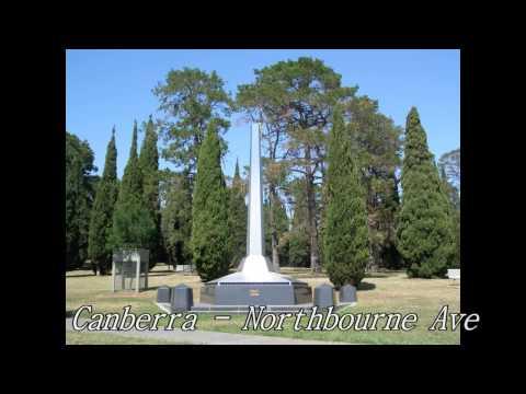 Obelisks in & around Sydney and Canberra Australia