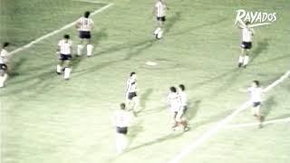 Sin duda, una de las grandes leyendas de nuestro Club. En total, Francisco Javier Cruz anotó 59 goles oficiales con la playera del Monterrey.
