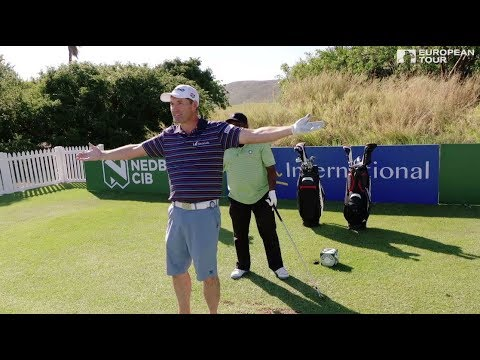 Padraig Harrington's Bad Coaching Fan Prank