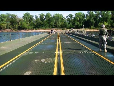 Improved Ribbon Bridge (IRB) Building - US Army Reserve