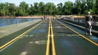 Improved Ribbon Bridge (irb) Building - Us Army Reserve