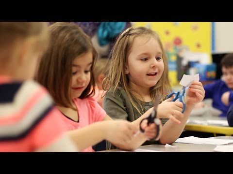 Mansfield Christian School Preschool Program