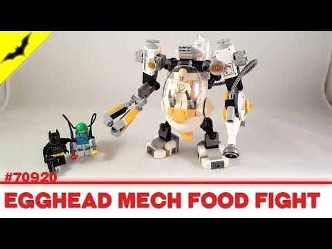 Download [CONSTRUCTION] The LEGO Batman Movie : Egghead Mech Food Fight [FR]