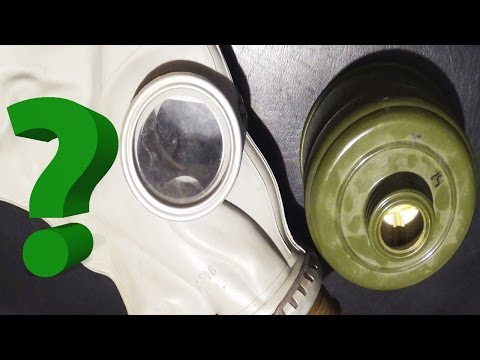 Is the GP-5 Gas Mask safe?