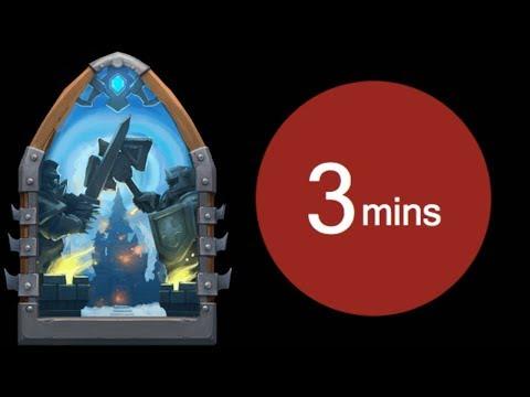 Guild Wars Done In 3 Minutes L Castle Clash