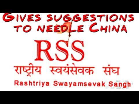 Indresh, RSS leader: Rake up Tibet & affect China economically