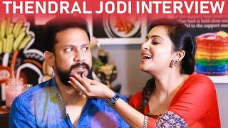 Thendral jodi interview