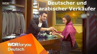 Deutscher und arabischer Verkäufer: Wer verkauft besser?
