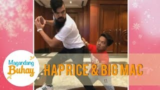 Magandang Buhay: The story of friendship of Hap Rice and Big Mac