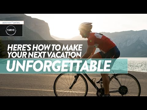Vacation Fitness Planning Services | Thrive