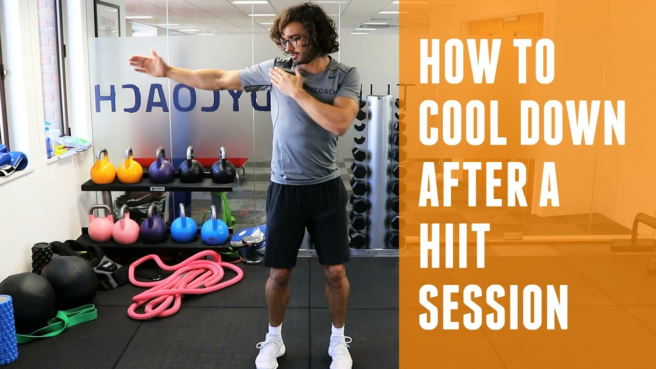 how to cool down after a hiit session the body coach. Black Bedroom Furniture Sets. Home Design Ideas