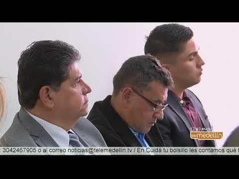 Reinició audiencia contra el alcalde de Bello, César Suárez Mira [Noticias] - Telemedellín
