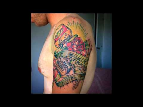 35 Best Music Tattoo Designs