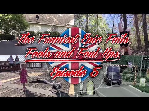 Episode 5 #thefunniestepicfailsfoolsandfoulups try not to laugh at the funny people getting scared
