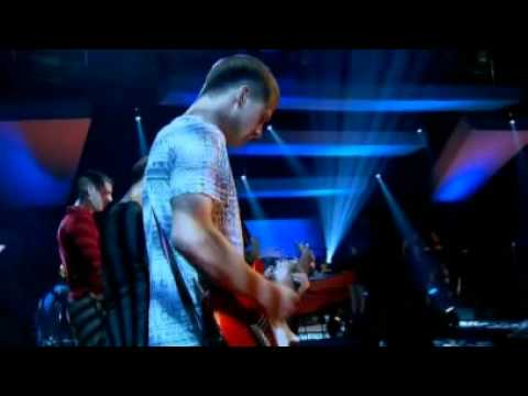 Mylo - Otto's Journey (Live Jools Holland 2005)