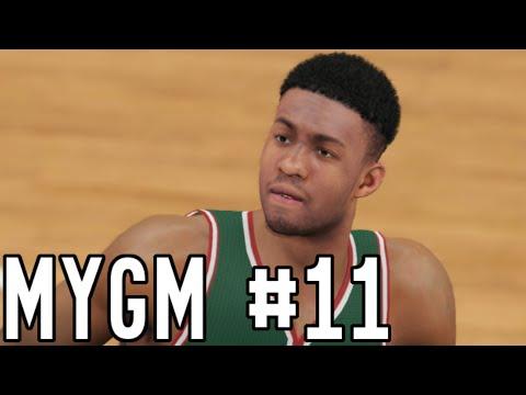 NBA 2K15 Washington Wizards MyGm: Episode 11 - Facing the New Look Bucks!