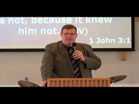 """""""Love"""" Senior Pastor Randy Miller"""