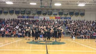 "Langley Dance Team - ""Justin Mix"""