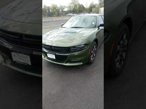 2018 Dodge Charger (F8 Green!)