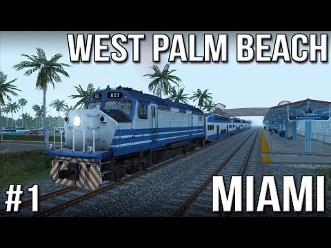TS2015 - Miami West Palm Beach - Part 1 (F40PHL-2)