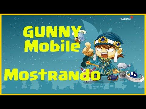 DDtank Mobile - Mostrando o gunny ddtank