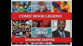 Comic Book Legend: Dwayne McDuffie